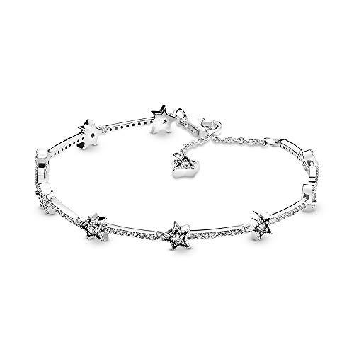 Pandora Damen-Handketten 925 Sterlingsilber 598498C01-16