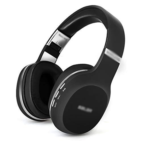 ZRL Cascos Gaming Auriculares Bluetooth Profundos Bluetooth Micrófono Incorporado Micrófono Plegable Fallo...