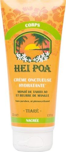Hei Poa, Crema Untuosa Corporal Hidratante - 200 ml.