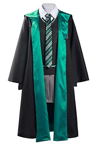 Bilicos Uniforme de colegio, uniforme universitario, uniforme mágico para Halloween,...