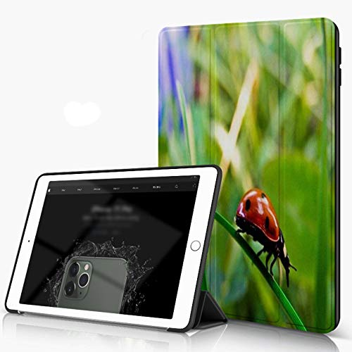 Case for iPad 10.2 Inch, iPad 7./8. Generation shell Little Canine Retriever Dog Animals Energy Cute Wildlife Outdoor, Slim Lightweight Stand Protective Case for iPadr,Auto Wake/Sleep