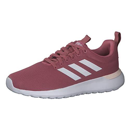 adidas Lite Racer CLN, Zapatillas Mujer, GRATRA/FTWBLA/MATROS, 38 2/3 EU