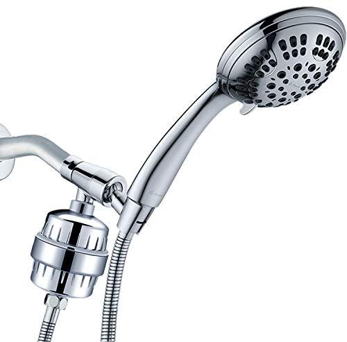 G-Promise Luxury Filtered Handheld Shower Head