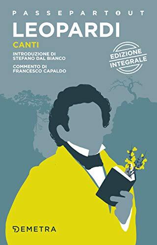 Giacomo Leopardi. Canti