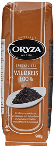 Oryza Wildreis 100%, 500 g