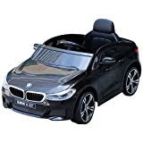 HOMCOM Compatible for Electric Kids Ride on Car Electric Battery Powered MP3 Aux