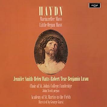 Haydn: Mariazeller Mass; Little Organ Mass