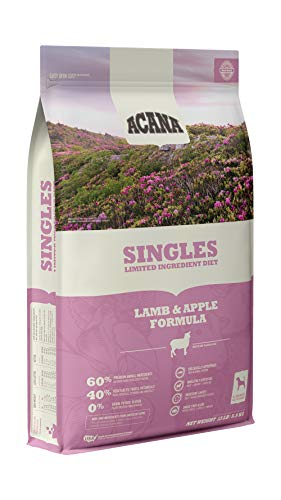 Acana Singles Lamb and Apple Dog Food