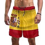 YATELI Pantalones Cortos de Playa Pantalones Cortos para Hombre...