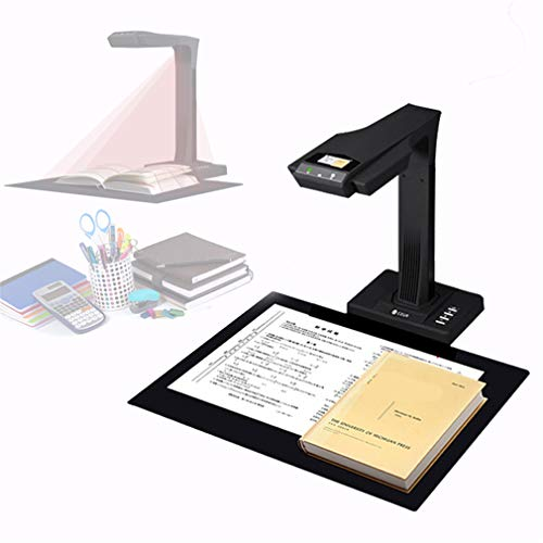 Review Of File Recognition Scanner,High Definition 18 Million Pixels A3 Document Scanner,DHMI Real-T...