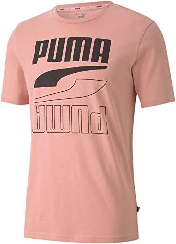 PUMA Men s Rebel TEE Bridal Rose XL product image