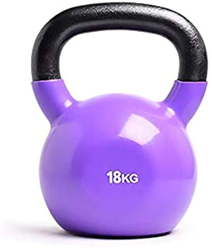 YXST Kettlebell 2kg//4kg//6kg//8kg//10kg//12kg//14kg//18kg//20kg Palestra A Casa Attrezzatura per Allenamento Forza Fitness Pilates Allenamento con I Pesi