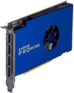 Dell グラフィックスカード - Radeon Pro WX 5100-8GB - 4 x DisplayPort - Precision 5820 7820 7920 Precision Mobile Workstation 7740 Pr...