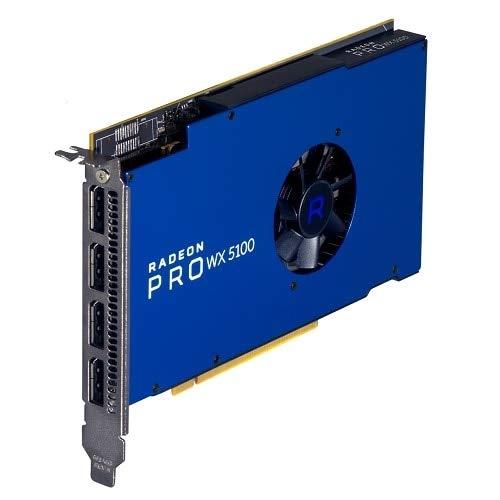Dell Radeon PRO Wx 5100, 8Gb, 4 DP,(Precision