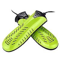 drxiu 20 w 220 v dual core boot dryer,essiccatore scarpe deodorante sterilizzatore deumidificatore scarpe elettrico asciugatore per scarpe, stivali,evitare odori, muffa e batteri