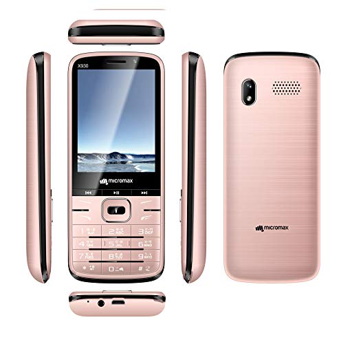 Micromax X930 with 3000 mAh Battery (champagne)