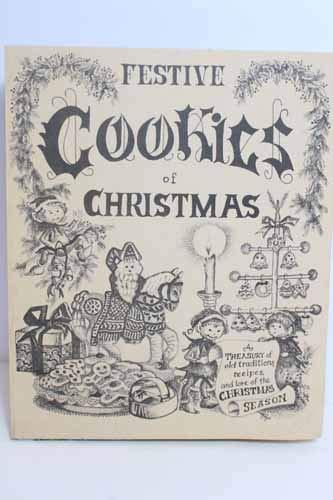 Festive Cookies of Christmas