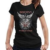 Bon Jovi 85 World Tour Women's T-Shirt