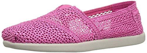 Skechers Bobs World–de Atrapador de Sueños, de Zapatos de Mujer, Color Negro