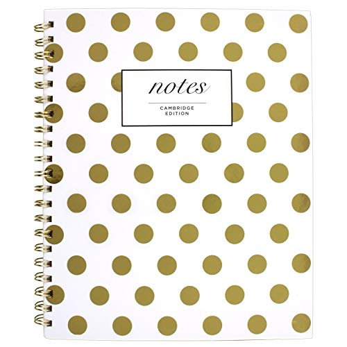 Cambridge Hardcover Wirebound Notebook