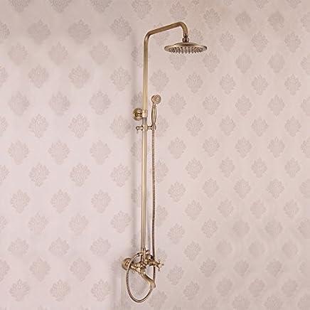 Yanhongyu Yanhongyu Yanhongyu Antike Dusche In Der Warmen Und Kalten Armaturen _ Heißen Und Kalten Wasserhahn Deluxe Dusche Wand Dusche B06ZZYSJQ6   Good Design  6fc874