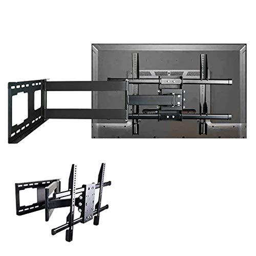 Soporte de Montaje en Pared para TV, para LED de 43-75 Pulgadas, Dentro de VESA 600x400 mm, Capacidad de Carga 70 kg