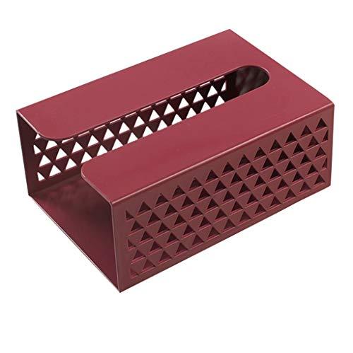 Dispensador de toallas de papel, sin agujeros, caja de papel de pared, caja de pañuelos de pared, caja de papel para baño, cocina