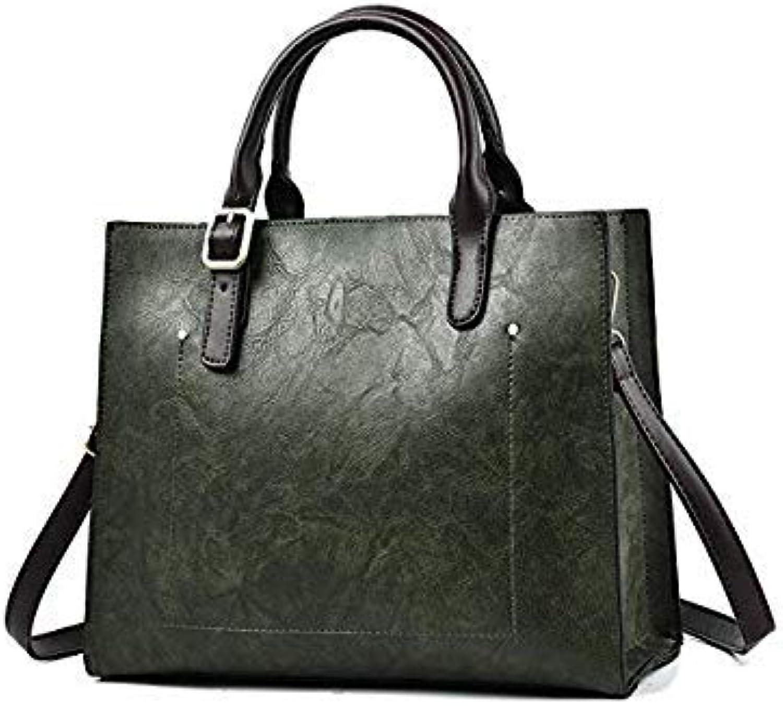 Bloomerang Bag New Tide Bag Classic Design Sweet Lady Bag Shoulder Bag PU Handbag Totes color Army Green