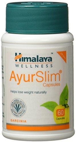 Himalaya Wellness AyurSlim Capsules |Weight Management| - 60 Capsules