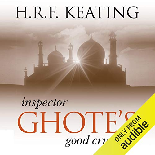 Inspector Ghote's Good Crusade audiobook cover art