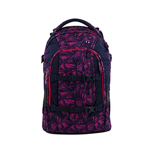 SATCH Unisex-Kinder Pack Rucksack Pink (Pink Bermuda)
