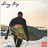 skiing trip Calendar 2022: Official skiing trip Calendar 2022 16 Months