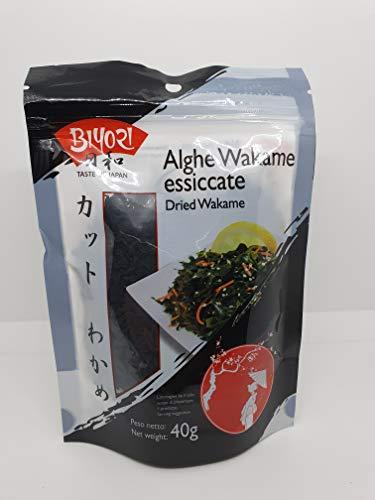 Qingdao Youqing Alga Wakame Essiccata Wakame Alga - 40gr
