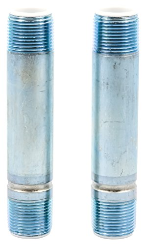 """Camco 10634 3/4"""" NPT x 3/4"""" NPT x 5"""" Long Dielectric Nipple, Pack of 2"""