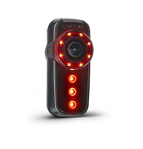 Cycliq Fly6 CE, Rücklicht mit eingebauter Kamera