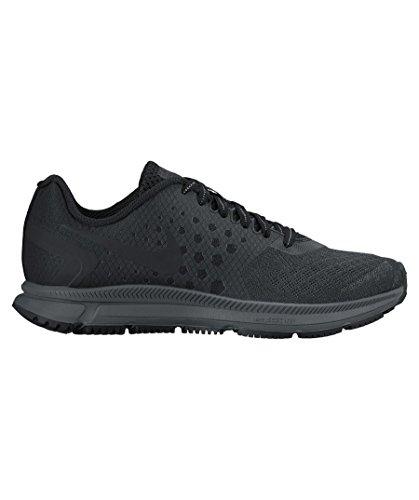 Nike Performance Air Zoom Span Shield - Zapatillas de correr para mujer, color negro (15) 40