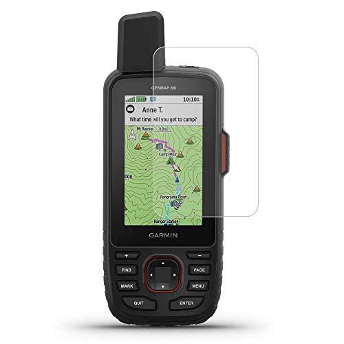 Zshion for Garmin GPSMAP 66st 66s 66i Screen Protector, HD Film Anti-Scratch Screen Protector for Garmin GPSMAP 66st 66s 66i (3 Pack)