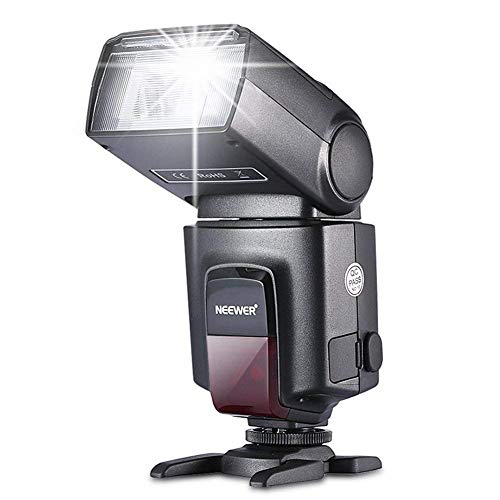 Neewer TT560 Flash Speedlite for Canon Nikon Panasonic Olympus Pentax and Other DSLR CamerasDigital Cameras with Standard Hot Shoe