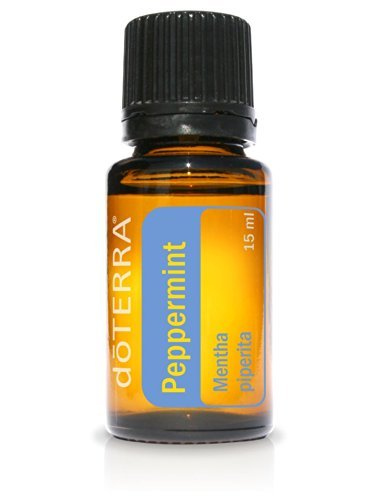 doTERRA Pepermunt etherische olie - 15ml door doTERRA