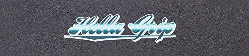 Hella Classic Logo Anton Abramson - Cinta de agarre para patinete (incluye pegatina Fantic26)