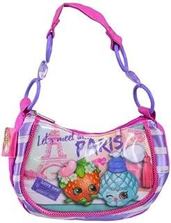 Shopkins Girls Purse Handbags (Paris)