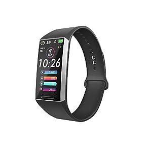 Smart Watches Pulsera Monitor de Actividad Tracker podómetro para Mujeres Hombres Impermeable IP67,7 Modos Deportes con… 11