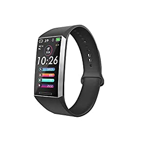 Smart Watches Pulsera Monitor de Actividad Tracker podómetro para Mujeres Hombres Impermeable IP67,7 Modos Deportes con Bluetooth Step Contador Sleep Monitor para Android e iOS Smartphones 9