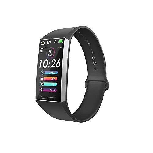 Smart Watches Pulsera Monitor de Actividad Tracker podómetro para Mujeres Hombres Impermeable IP67,7 Modos Deportes con… 1