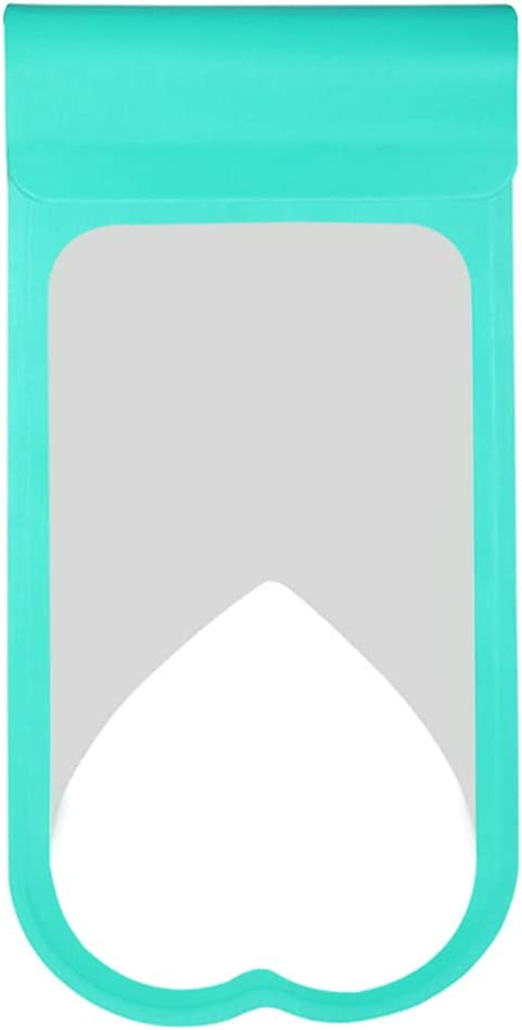 Mobile Waterproof Bag, Mobile Phone Dry Bag Protective Cover, Transparent and Touchable, Suitable for Swimming Beach Water Park(8.6X4.2in)