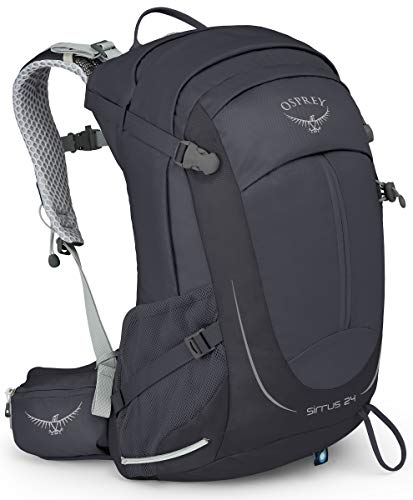Osprey Packs Sirrus 24 Women's Hiking Backpack, Oracle Grey, One Size