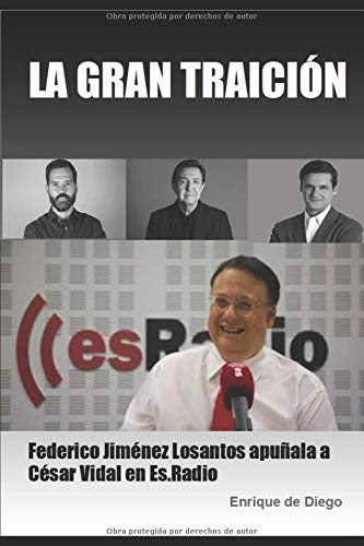 LA GRAN TRAICIÓN: Federico Jiménez Losantos apuñala a César Vidal en Es.Radio