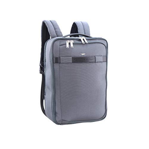Aeronautica Militare Backpack/Briefcase for PC 15' color ANTHRACITE