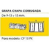 Cevik MCGR-W9 - Grapa Chapa Corrugada Largo 9 mm. Caja...