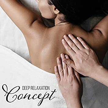Deep Relaxation Concept – Collection of White Noise for Spa & Wellness Beauty Treatments